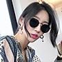 太陽鏡ins眼鏡街拍韓版墨鏡女小臉款網紅