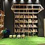 防燄實測影片【草高2公分超柔軟仿真草皮】200cmx50cm 寵物人造草坪地毯 戶外人工草坪 人工草皮 綠植地毯陽台裝潢