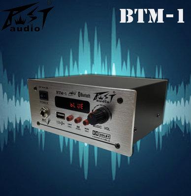 「小巫的店」實體店面*BTM-1迷你藍芽擴音器~MP3/USB/BLUETOOTH.老師教室.營業.電腦