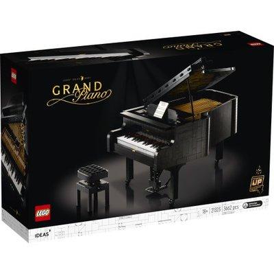【鄭姐的店】樂高 21323 IDEAS 系列 - 演奏鋼琴