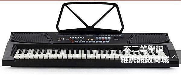 【格倫雅】^美科 54鍵MK2081多功能教學型電子琴 買1送5 初學者電子琴入門14