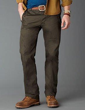 REISEN:US.Dockers by Levi's 頂級K-1系列 Enlisted 美軍長褲.軍綠色!網拍獨賣附美國購買證明