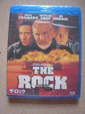 正版藍光BD《絕地任務》史恩康納萊/The Rock全新未拆