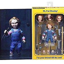 """全新 原裝正版 🔥 旺角店 現貨 🔥 Neca Chucky Good Guys Doll  4"""" Action Figure  娃鬼回魂 鬼娃"""