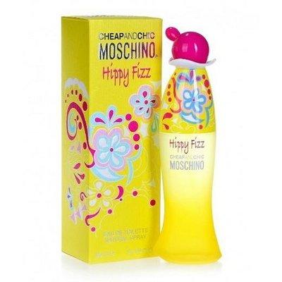 ❤️試香❤️ Moschino Hippy Fizz 愛嬉戲淡香水 5ml試香紙