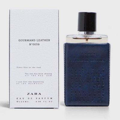 多琳香水~ZARA GOURMAND LEATHER No 0059颯拉五十九號皮革裝濃香水120ml
