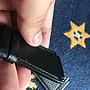 SUKI- 代用款 全新 bell ross  手工 進口荔枝紋牛皮 錶帶24mm 有logo