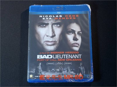 [藍光BD] - 爆裂警官 Bad Lieutenant : Port of Call New Orleans