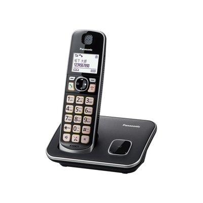 國際牌 Panasonic 中文輸入/中文顯示數位無線電話 KX-TGE610TWB