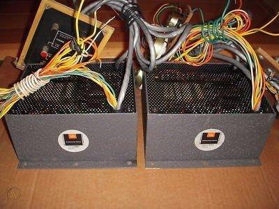 完美回春呈現21世的經典JBL 4343 4343B 4344 4350 Altec 喇叭分音器更新整理,衰退變阻值元件交換