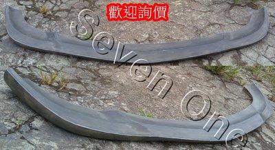 ☆ SEVEN ONE ☆ BENZ W203 AMG 保桿專用 下巴 定風翼 01-06年