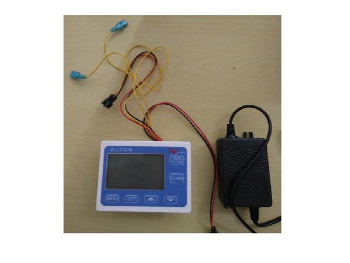流量控制器+6分管流量計 附上AC110V轉DC24V變壓器