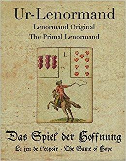【預馨緣塔羅鋪】現貨正版原始版雷諾曼卡-希望遊戲Primal Lenormand – The Game of Hope