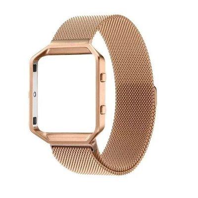 Fitbit 百變專用錶帶Fitbit Blaze™ 金屬錶帶