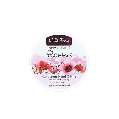 🇳🇿紐西蘭國寶級 帕氏Parrs Wild Ferns 天然花卉麥蘆卡蜂蜜護手霜85ml