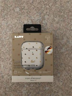 Laut dotty airpods收納盒 透明