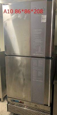 【見康食品】二手設備-(A10)閃凍40製磚機二代(另售刨冰機、雪花粉、仙草粉、芋圓預拌粉、創業、加盟連鎖)