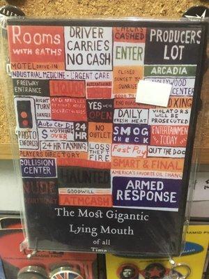 在店 非官方 全新 DVD  radiohead the most gigantic lying mouth of al