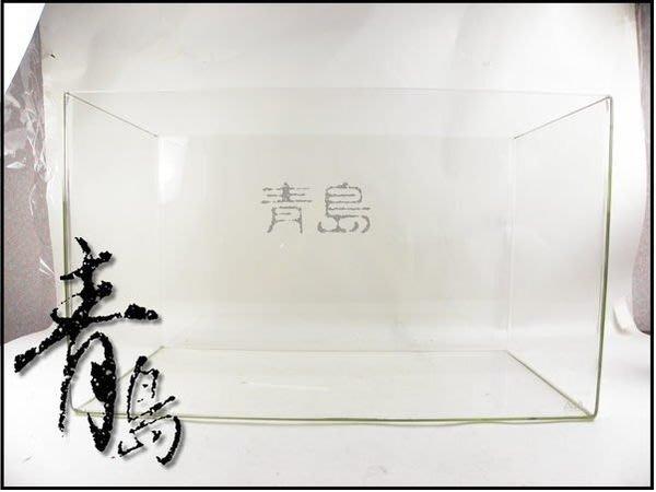 PY。。。青島水族。。。102-806日本ADA----無接縫一體成型水晶缸==W30×D30×H30