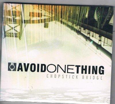 [鑫隆音樂]西洋CD-AVOID ONE THING / CHOPSTICK BRIDGE {SD1246}/全新
