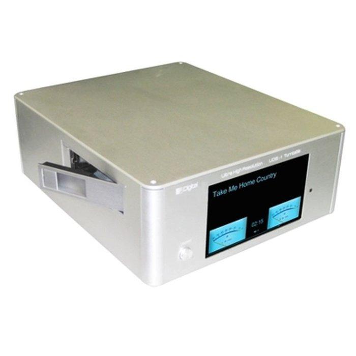 5Cgo【發燒友】44927532741景豐 UDS-1T DSD 純數位轉盤 數位音頻流 播放器支持MP3 APE
