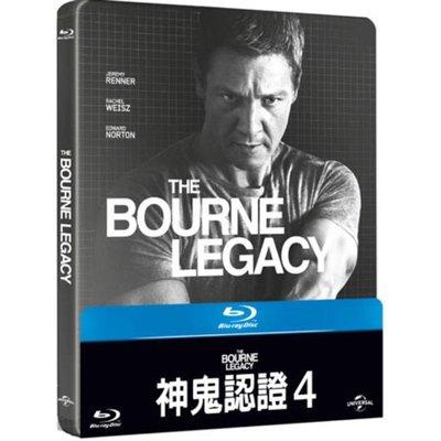 包恩系列/神鬼認證4 藍光鐵盒版The Bourne Legacy 傑瑞米雷納、艾德華諾頓、瑞秋懷茲【樂彼家居】JNHDOWIR