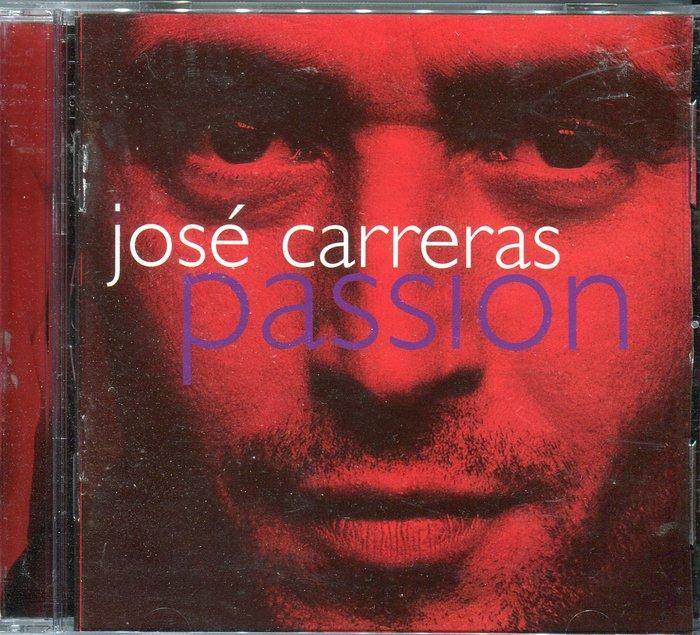 【塵封音樂盒】卡列拉斯 Carreras - 激情 Passion
