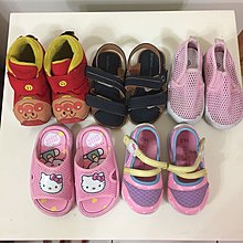 14號~14.5號 親親小寶貝 ❤️  出清  多款全新二手小童鞋 專櫃  學齡前幼兒 (請勿下標)