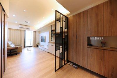 【歐雅系統家具】美好年代 屏風 系統櫃 電視櫃 衣櫃