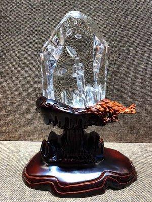 ❤妙玉生花優品購❤天然白水晶景石原石觀賞石擺件.晶體透亮猶如冰塊,大自然億萬年的結晶.家居擺設鎮宅,辦公擺設旺事業