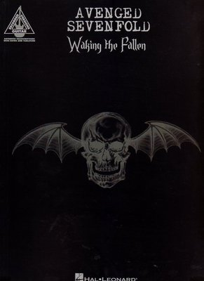 [ 反拍樂器 ] Avenged sevenfold 吉他樂譜Waking the Fallen