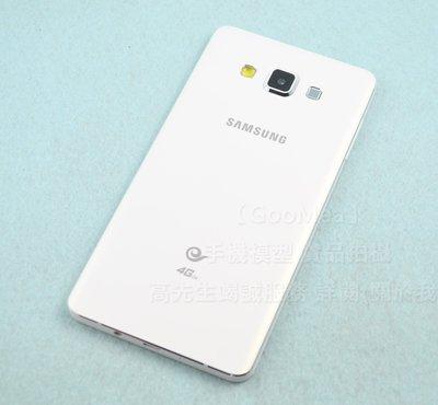 【GooMea】實拍 精仿彩黑屏 三星Samsung Galaxy A7 展示機 模型機 Dummy 樣品機 包膜機