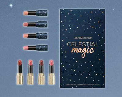 bareMinerals  Magic礦物唇膏套裝