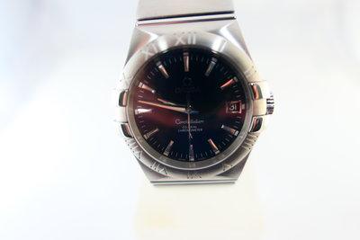[吉宏精品交流中心]OMEGA 歐米茄 星座 35mm 2500同軸擒縱 不鏽鋼 中性錶