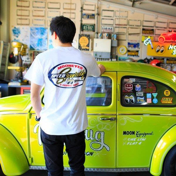 (I LOVE 樂多) MOONEYES Speed Specialty T-Shirt