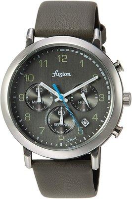 日本正版 SEIKO 精工 ALBA Fusion 70年代 AFST402 手錶 皮革錶帶 日本代購
