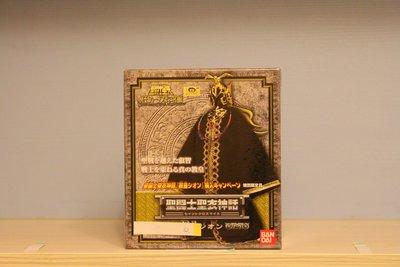 52聖鬥士星矢:聖衣神話 黃金聖域教皇 希歐(日版 初版 護膜 全新未拆)