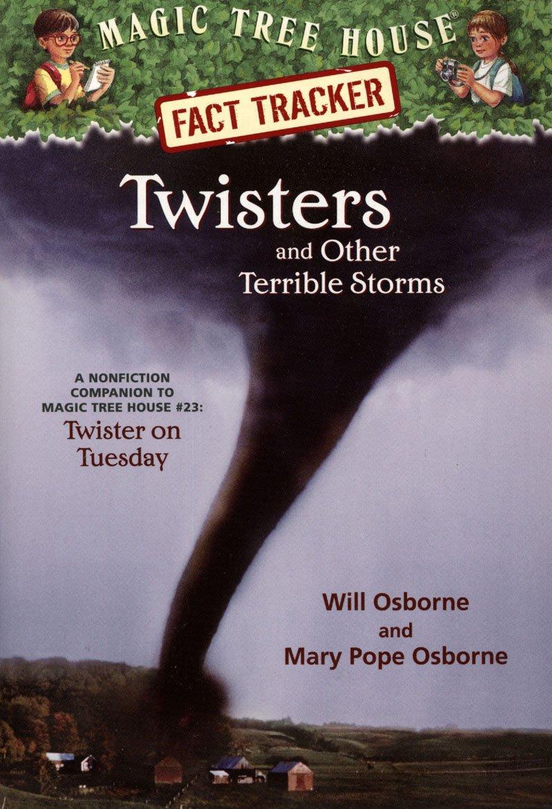 *小貝比的家*MTH FACT TRACKER#8: TWISTERS AND OTHER TERRIBLE STORM