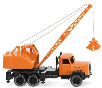 傑仲(有發票) 博蘭 公司貨 WIKING Municipal mobile 066203 HO