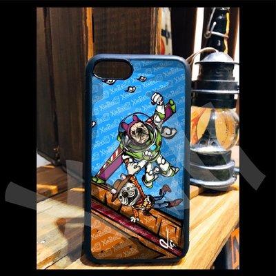 法鬥 玩具總動員 手機殼  iPhone X 8 7 6 Plus 三星 S7 S8 PLUS OPPO R9S R11