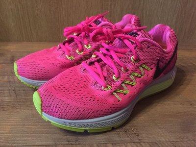 Nike Air Zoom Vemero 10 粉色 運動休閒鞋 輕量