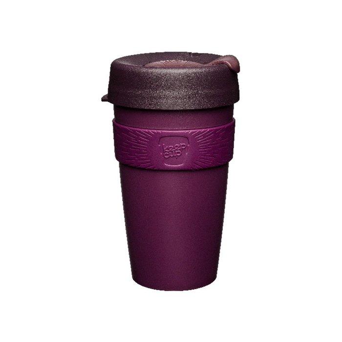 ☘小宅私物 ☘ 澳洲 KeepCup 隨身咖啡杯 L (甜酒紅) 環保杯 隨行杯 現貨 附發票