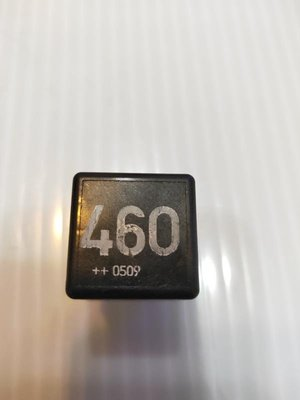 (中古零件協尋) VOLKSWAGEN 福斯 繼電器 RELAY 1KO951253A ( 460號 )