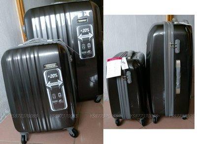 新秀麗集團 American tourister 美國旅行者 AT行李箱 20吋 加大 鐵灰 登機箱