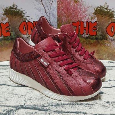THE ONE 麥肯納風格 輕量 牛皮氣墊休閒鞋/懶人鞋