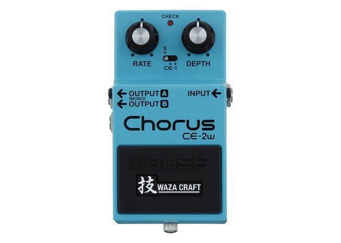 【六絃樂器】全新 Boss  CE-2W Chorus 和聲效果器 / 現貨特價