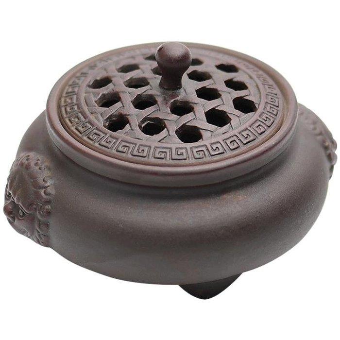 陶瓷香爐家用室內檀香爐仿古