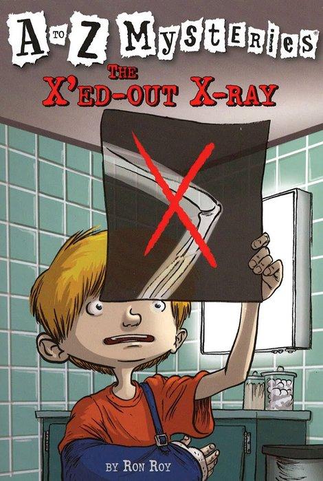 *小貝比的家*THE X'ED-OUT X-RAY #X/平裝/7~12歲