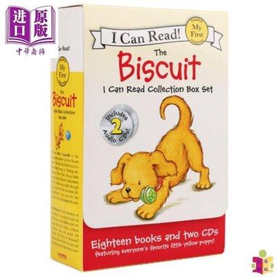 [文閲原版]我可以讀餅干狗系列(18冊+CD)I Can Read 分級閱讀 親子英語 英文原版