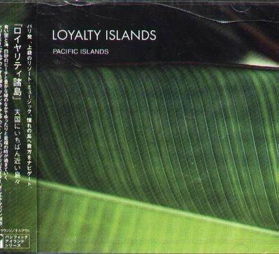 K - PACIFIC ISLANDS - LOYALTY ISLANDS - 日版 - NEW